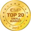 CMP TOP 20 Small Market 2017